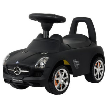 Best Ride On Cars Mercedes SLS Push Car Color: Silver