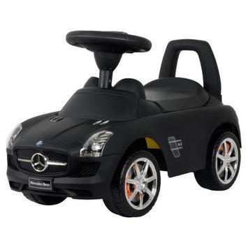 Best Ride On Cars Mercedes SLS Push Car Color: White
