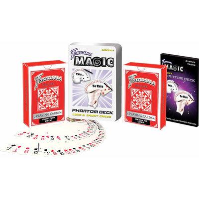 Cam Consumer Products, Inc. Fantasma Magic Deluxe Phantom Deck - 25 Routines