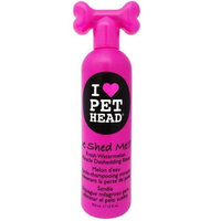 Pet Head De Shed Me Miracle Deshedding Rinse Watermelon 12oz