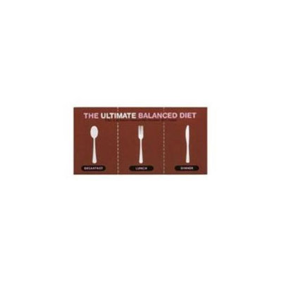 Bloomsberry 1003 Ultimate Balance Diet - 10 Bars