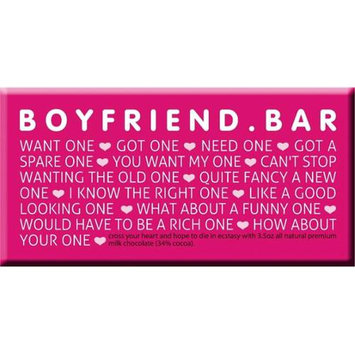 Praim LLC BB1026 BOYFRIEND CHOCOLATE - Pack of 10