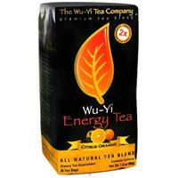 Wuyi Tea Company Wu-Yi Tea Company - Wu-Yi Energy Tea Citrus Orange - 25 Tea Bags