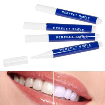 4-Pack Perfect Smile Advanced Easy-Click Teeth Whitening Pens