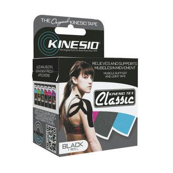 Kinesio Tex Classic Tape Color: Black