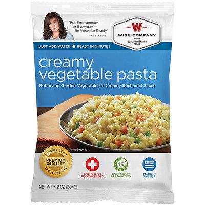Wise Company Creamy Vegetable Pasta, 7.2 oz