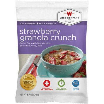 Wise Company Strawberry Granola Crunch, 8.7 oz