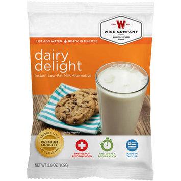 Wise Company Vanilla Pudding Instant Creamy Dessert, 5.5 oz