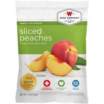 Wise Company Freeze-Dried Sliced Strawberries, 0.7 oz