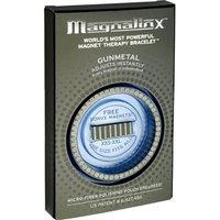 Magnalinx Gun Metal Bracelet Gunmetal #14000GunMetal - Home Health