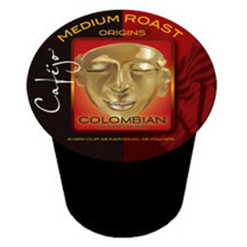 Cafejo K-CJ-COL-1-50 Colombian Roast K-Cups for Keurig Brewers
