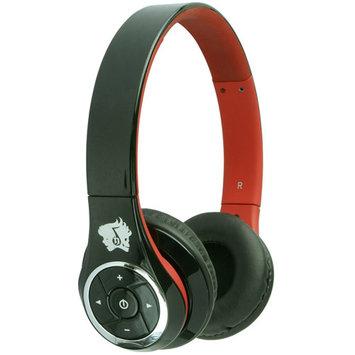 Lifensoul Life N Soul Bn301-wr Headset - Stereo - White Red - Wireless - Bluetooth - 30 Ft - Over-the-head - Binaural - Circumaural - Omni-directional Microphone (bn301-wr)