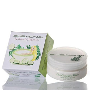 Bubalina CC03 Cool Cucumber Melon Body Butter Creme