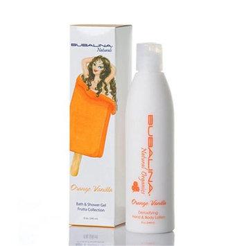 Bubalina OV04 Orange Vanilla Hand and Body Lotion