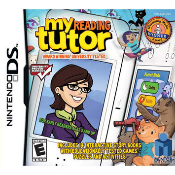 Mentor Interactive My Reading Tutor Ages 5 And Up - Ds
