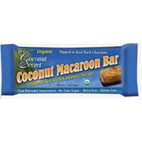 Coconut Secret 1249 Coconut Secret Coconut Macaroon Bars 12x1.75OZ