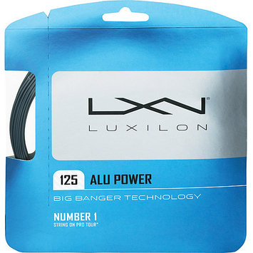 Lxn Luxilon Luxilon Big Banger ALU Power 16L Tennis String