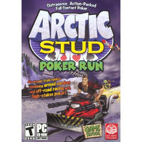 Got Game 79410 Artic Stud Poker Run
