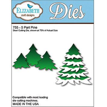 Elizabeth Craft Designs EC760 Metal Die-Mittens