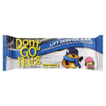 Dont Go Nuts Don't Go Nuts Lift Service Bar Brownie & White Chocolate - 1.58 oz