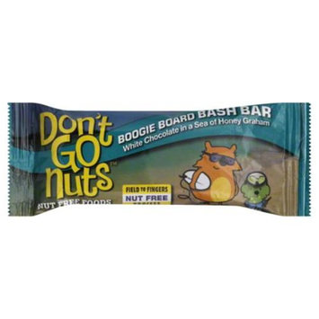 Dont Go Nuts Don't Go Nuts Boogie Board Bash Bar Honey Graham & White Chocolate - 1.58 oz