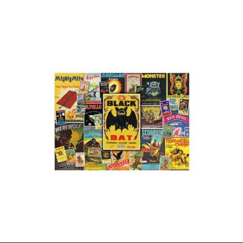 Atlantis Toy & Hobby Atlantis Toy and Hobby Supercharged Vintage Firecracker Label 1000 Piece Puzzle