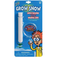 Be Amazing Toys BAT5225T Grow Snow Blister Card