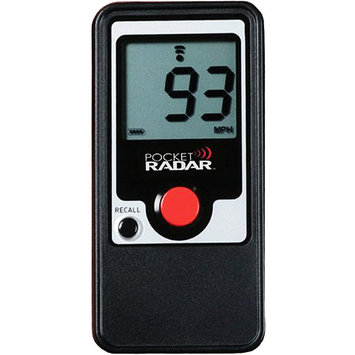 Pocket Radar Personal Speed Radar Gun