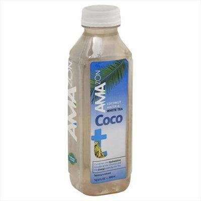 Amazon Coco T AMAzon Coconut Water & White Tea - 16.5 fl oz