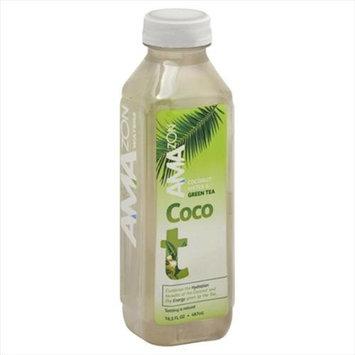 Amazon Coco T AMAzon Coconut Water & Green Tea - 16.5 fl oz