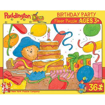 Tnt Media Group Paddington Birthday Party 36 Piece Floor Puzzle