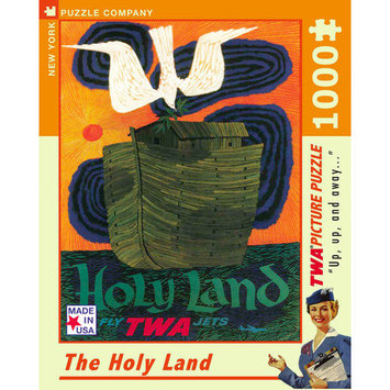 New York Puzzle Company Holy Land 1000 Piece Puzzle