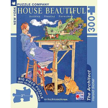 Tnt Media Group Architect - Large Format 300 Piece Jigsaw Puzzle
