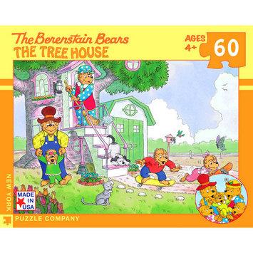 Tnt Media Group Bear Family Tree house 60 Piece Jigsaw Puzzle