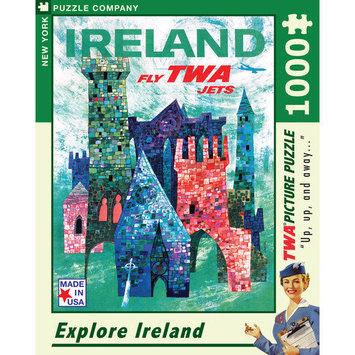 Tnt Media Group Ireland 1000 Piece Jigsaw Puzzle