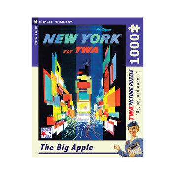 Tnt Media Group New York 1000 Piece Jigsaw Puzzle