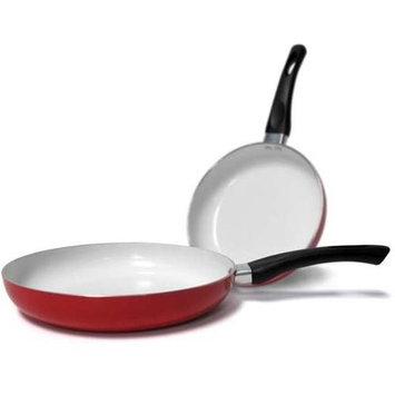 Bulk Buys 12 in. Ceramic Non Stick Fry Pan - Case of 12
