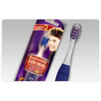 Brush Buddies Justin Bieber Junior Toothbrush Featuring Baby and U Smile