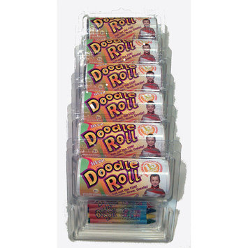 Doodle Roll Case: Pack of 12, Size: 4