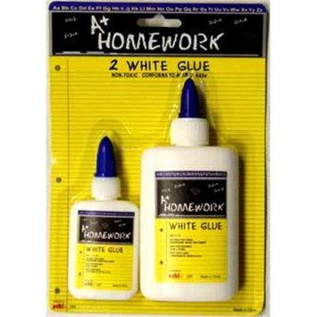 DDI 92759 School Glue - Washable - 2 Pack