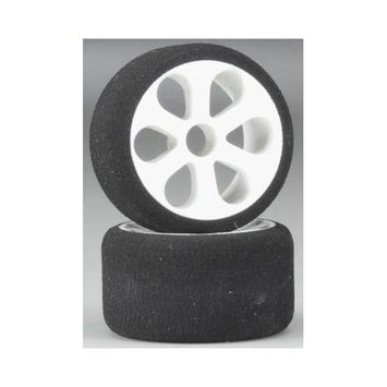 2738 1/12 Prism Wheel/Tire Fr Lilac (2) JACC2738 JACO RACING PRODUCTS