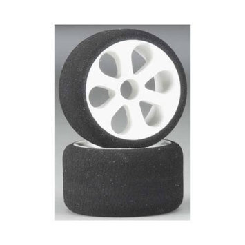 2740 1/12 Prism Wheel/Tire Fr Purple (2) JACC2740 JACO RACING PRODUCTS