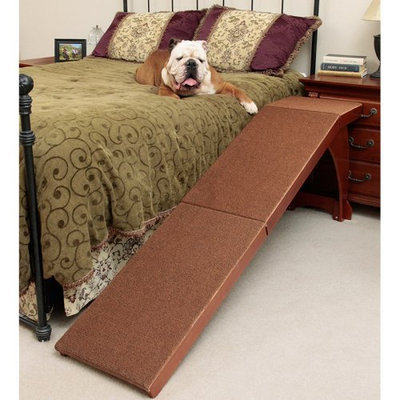Solvit Products 62399 Bedside Ramp - Wood
