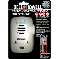 E. Mishan & Sons, Inc Bell and Howell Electromagnetic / Ultrasonic Pest Repeller