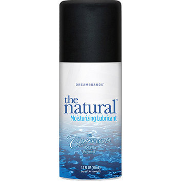Oceanus Naturals The Natural Premium Personal Lubricant, 1.9 oz