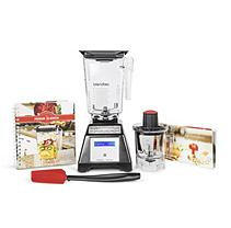 Blendtec Total Blender with WildSide Jar and Mini-Twister Jar
