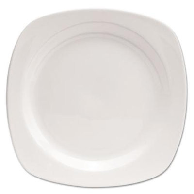 Everyware Global CHEF'S TABLE PORCELAIN SQUARE DINNERWARE