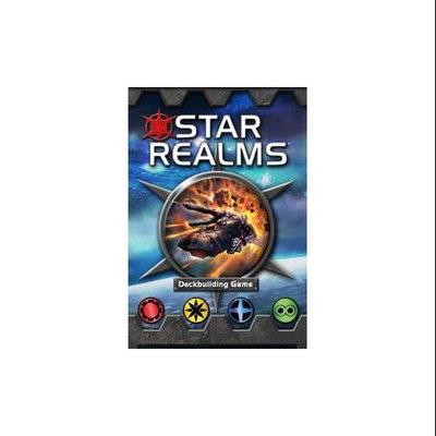Acd Distribution Star Realms Deckbuilding Game