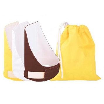 Melzy Baby BB3BRWTYL-WBYL Diaper Blowout Blocker Value Pack Neutral
