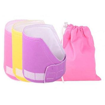 Melzy Baby SS3PNPUYL-WBPN Diaper Soaker Stopper Value Pack Girl